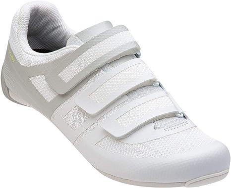 Pearl iZUMi Quest Road - Zapatillas de ciclismo para mujer (talla 37), color blanco y negro: Amazon.es: Deportes y aire libre