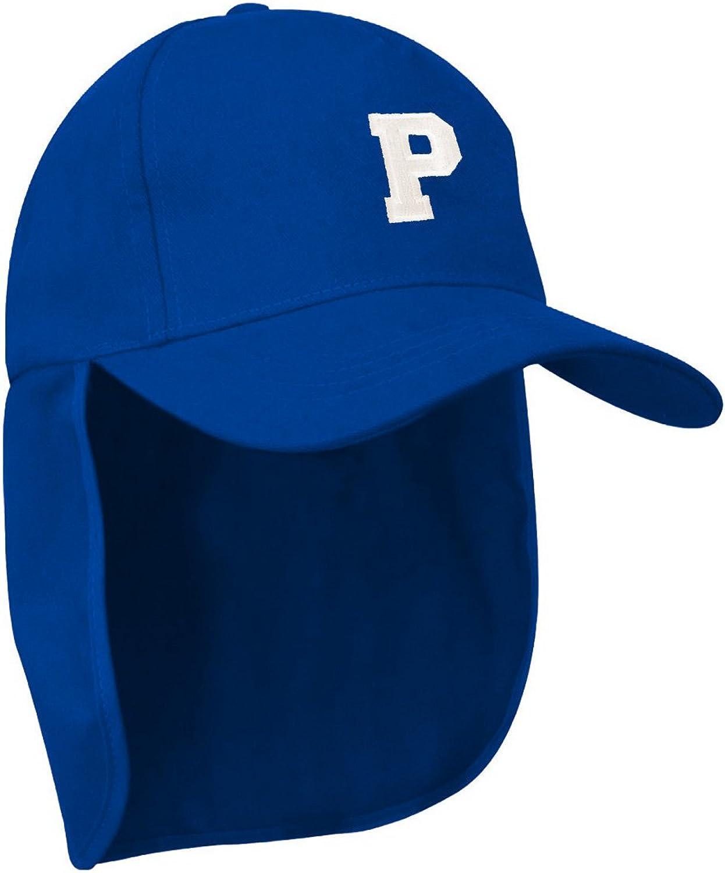 Morefaz Junior Legionnaire Style Baseball Cap A-Z Letter Boy Girl Children Summer Sun Hat Protection Child Kids Hat Sport MFAZ Ltd