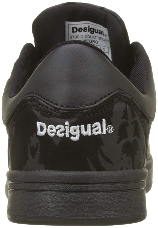Desigual Velvet, Studio Court Velvet, Desigual Scarpe da Ginnastica Basse Donna 6cc4e7