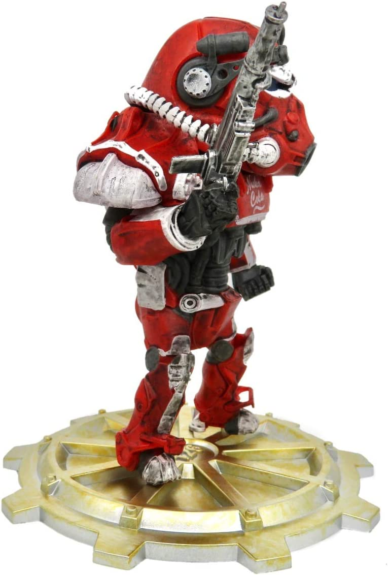 Loot Crate Fallout NUKA COLA Red Power Armor Figure Butin de Jeu Neuf Scellé Jouet