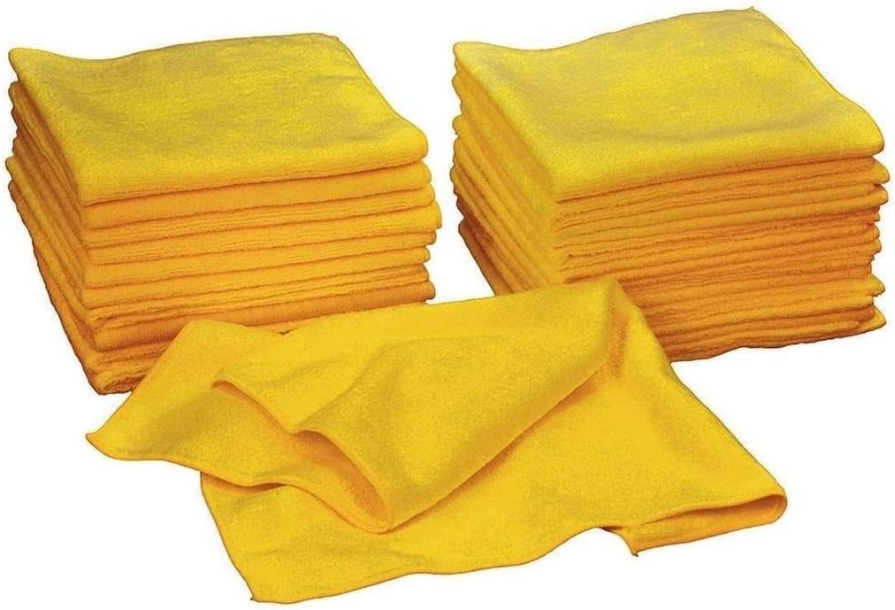 Deluxe Ultra 600 Microfiber Towel 25 x 36 3 Pack