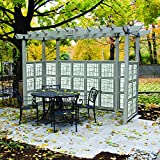 Yardistry Seneca Privacy Arbour (SP8)