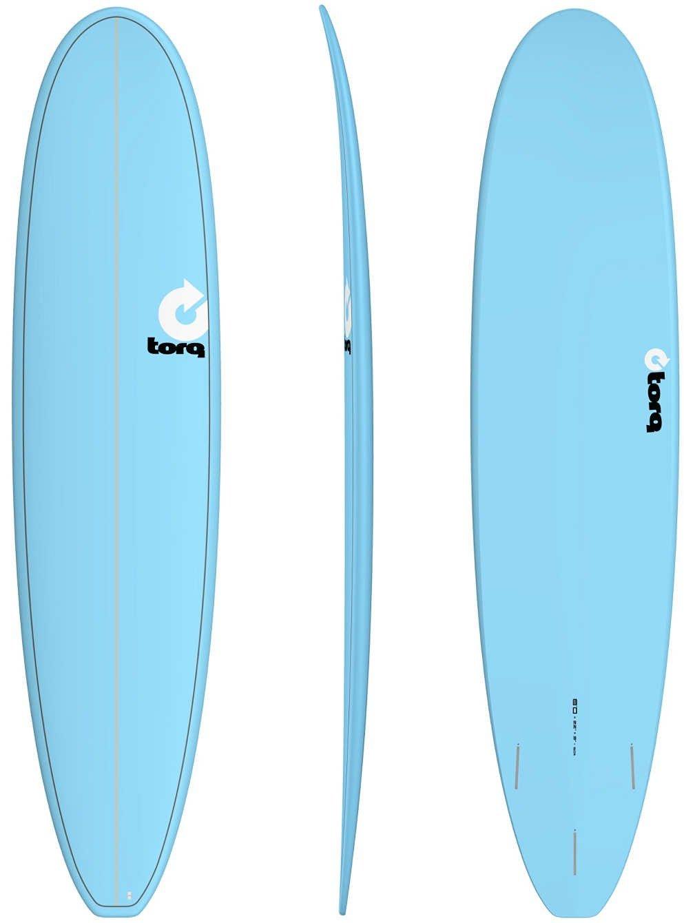 Tabla de Surf Torq epoxy Tet 8.0Longboard Blue: Amazon.es: Deportes ...