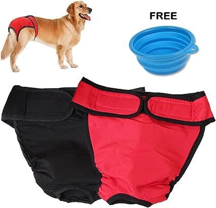 Pop Pet Sanitary Pants Large Dog Panties Training Safety Underwear Short Panty