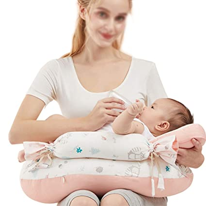 Mr.LQ Almohada de Lactancia del bebé Almohada de Lactancia 4 ...