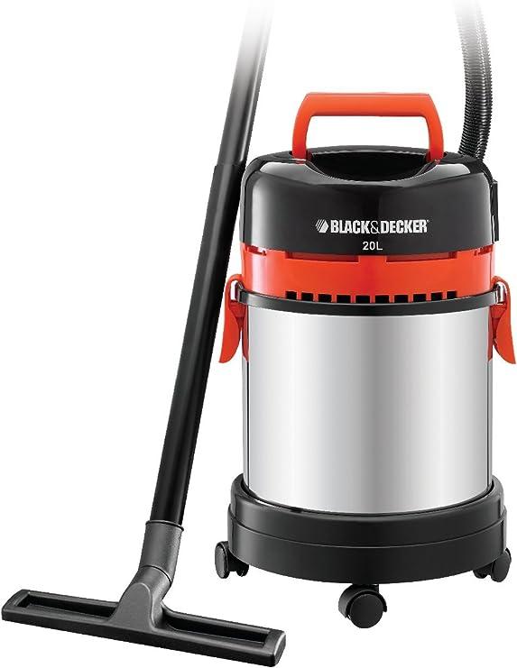 Black+Decker WBV1450 - Aspiradora en seco y húmedo, 1400 W ...