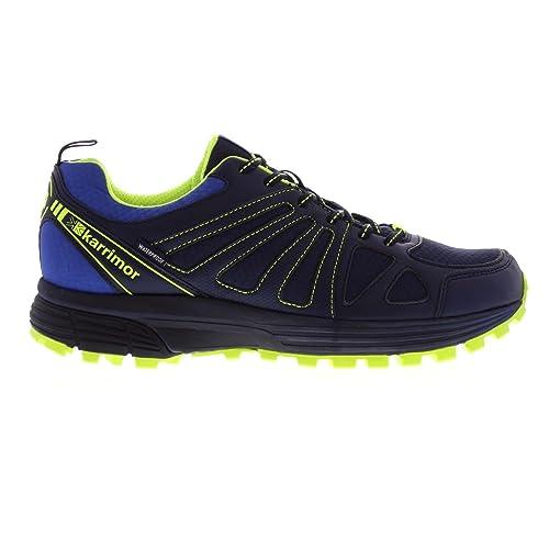 8a2c3cea491 Karrimor Hombre Caracal Zapatillas Impermeable Trail Running: Amazon.es:  Zapatos y complementos