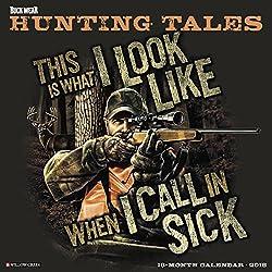 Buck Wear's Hunting Tales 2018 Calendar