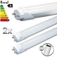 LEDVero 2x SMD Tubo/tubo LED fluorescente T8 G13
