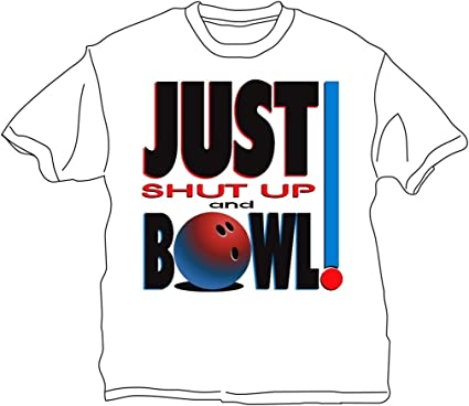 Bowlerstore Products Bowling Themed Sleeve T-Shirt