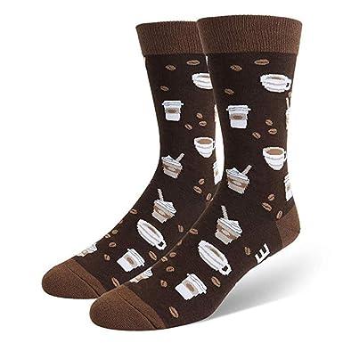BHYDRY Hombres Mujeres Novedad Divertido diciendo Calcetines de tripulación Si puedes leer estos calcetines: Amazon.es: Ropa y accesorios