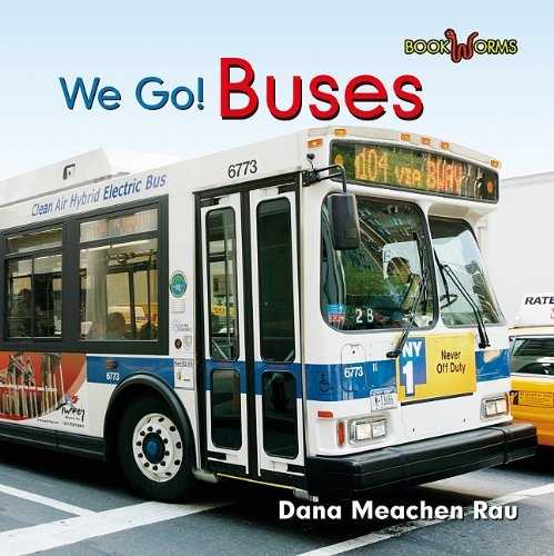 Buses (Bookworms: We Go!)