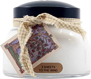 product image for A Cheerful Giver 3 Sheets to The Wind 22 Oz Mama Jar Candle, Multi