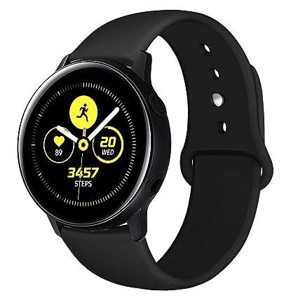 Amazon.com: Correa para reloj Galaxy Active Bands Garmin ...