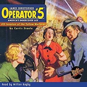 Operator #5 #15, June 1935 Audiobook