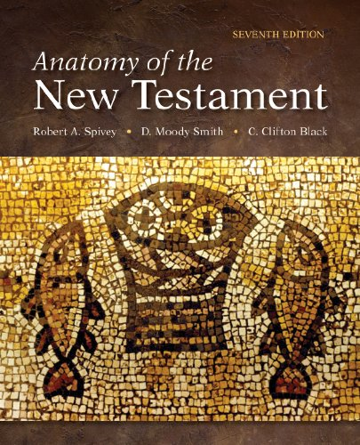 Books : Anatomy of the New Testament