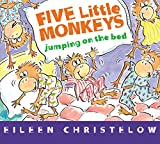 img - for Five Little Monkeys Jumping on the Bed (board book) (A Five Little Monkeys Story) book / textbook / text book