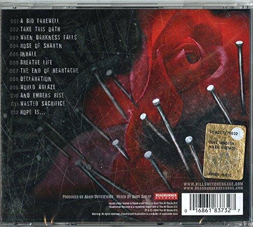 END CD OF BAIXAR THE HEARTACHE