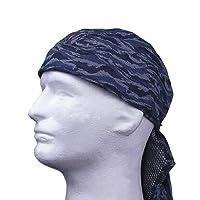 B Blesiya Masque de Soudeur Chapeau de Protection Casquette Bleu
