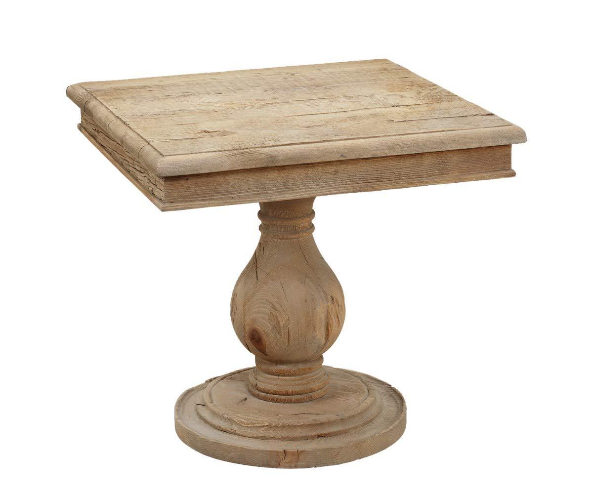 Mesa velador madera antigua vintage: Amazon.es: Handmade