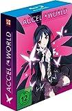 Accel World Vol. 1 (+ Sammelschuber) [Blu-ray] [Limited Edition] [Alemania]
