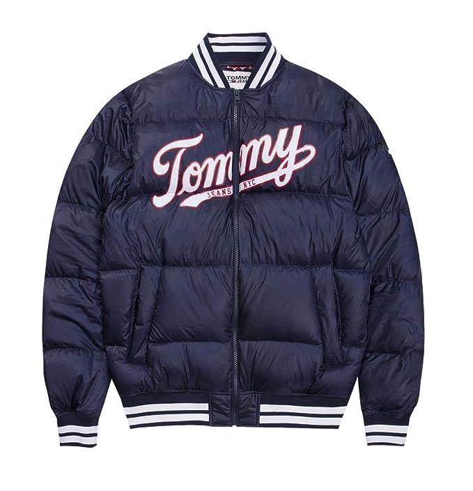 Tommy Hilfiger -Chaqueta DM0DM05027 002 TJM Varsity Fill ...