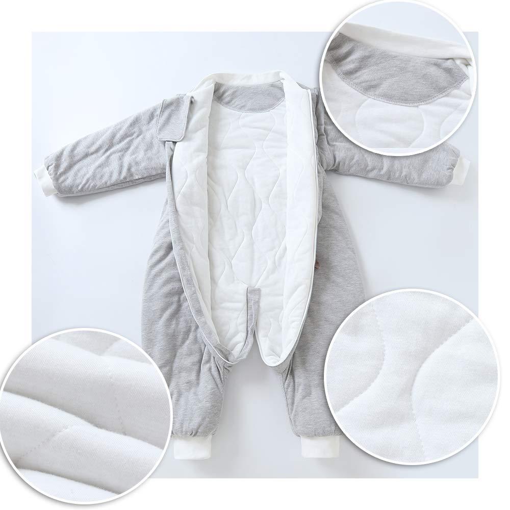 schlabigu Saco de Dormir para bebé, para Invierno, Oso, niño, niña ...