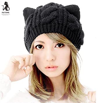 Image Unavailable. Image not available for. Color  Womens Winter Hat 3b79a24a623c