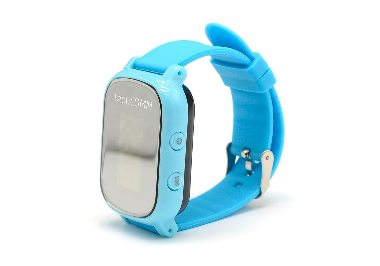 Amazon.com: TechComm G700 Kid Tracker Watch with Call, Text, GPS ...