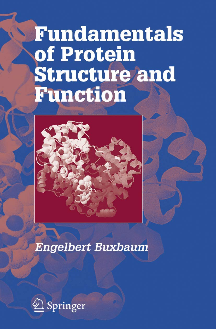 Fundamentals of Protein Structure and Function: Amazon.es ...