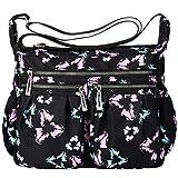 VBG VBIGER Women Crossbody Bag Travel Shoulder Bag Waterproof Messenger Bag