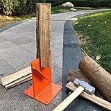 Hi-Flame Firewood Kindling Splitter for Wood