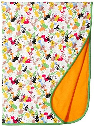 Zutano Baby Printed Blanket, Dino Camo, One - Zutano Camo