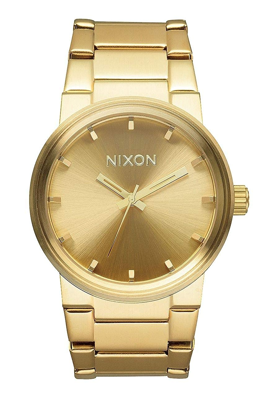 Nixon Cannon Sunray Clean Cut Men s Analogue Watch 39.5mm. Stainless Steel Band
