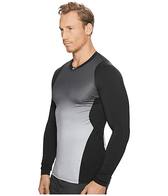 ea89c844 Amazon.com: Nike Men's Pro Hypercool Long Sleeve Baseball Top Shirt:  Clothing