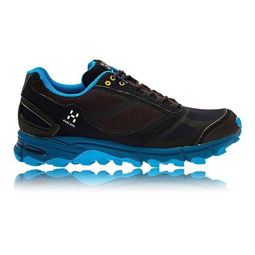 Haglöfs Gram Gravel - Zapatillas para correr Mujer - azul 2016: Amazon.es: Zapatos y complementos