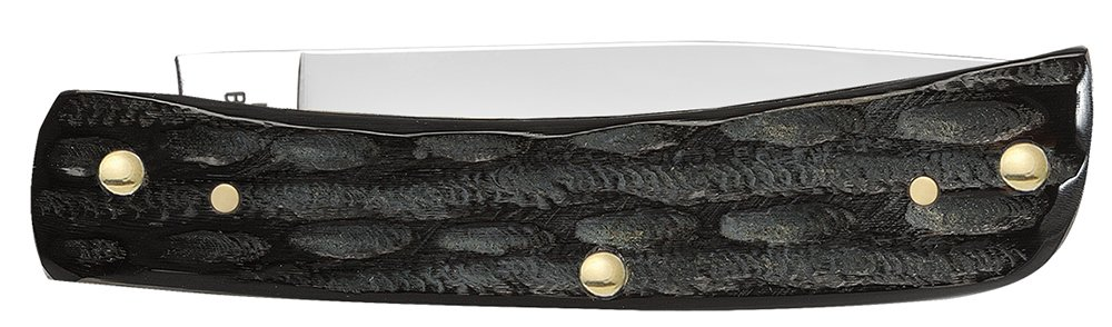 Case 65223 Jigged Buffalo Horn - Sod Buster Jr® (BH137 SS) by Case (Image #3)