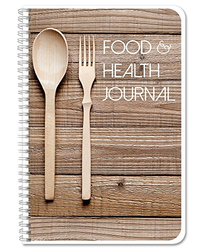 BookFactory Food and Health Journal/Food Diary/Fitness Journal Notebook, 186 Pages - 6