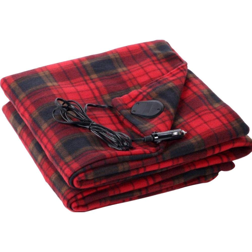 Smartey Heated Blanket Rechargeable - Car Electric Blanket 12V Car Heating Blanket Energy-Saving Warm Electric Blanket