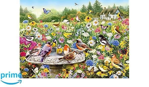 El jardín Secreto - Greg Giordano - 1000 Pedazos del Rompecabezas de Rompecabezas: Debenhams: Amazon.es: Juguetes y juegos