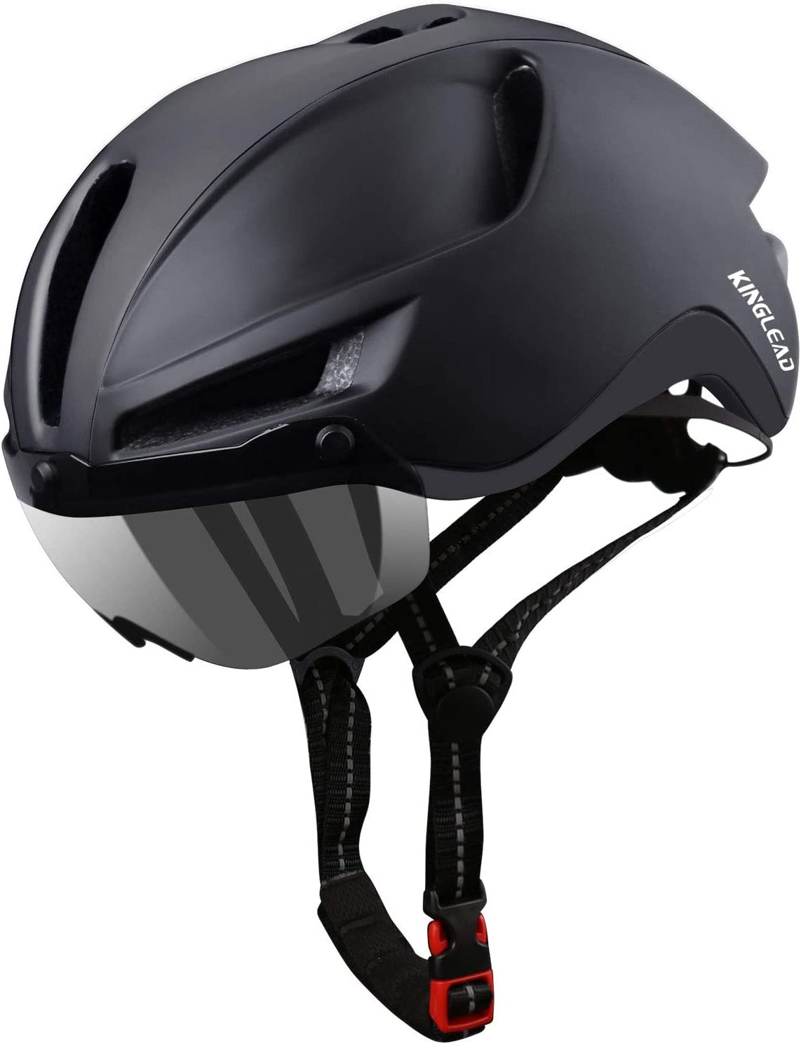 KINGLEAD Adult Bike Helmet Max 54% OFF USB Chargi with All stores are sold Mountain