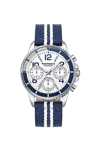 385c73c62681 Reloj Viceroy Niño 42298-07 Colección Real Madrid  Amazon.es  Relojes