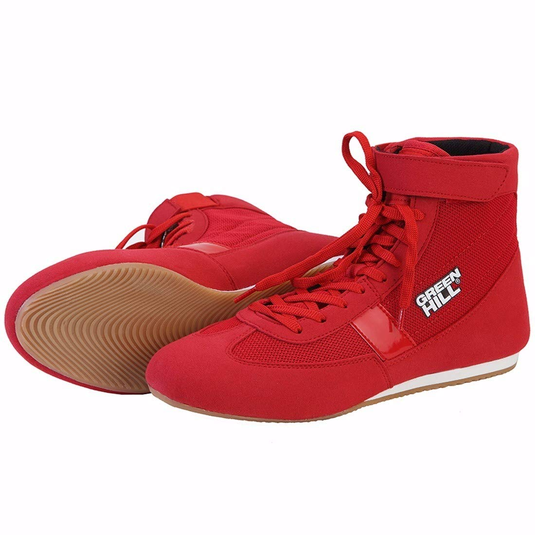 Green Hill Boxschuhe Boxing Shoes,Low Top Boxing Boots Boxen