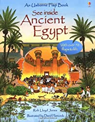 See Inside Ancient Egypt (Usborne See Inside)