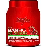 Forever Liss Banho de Verniz Morango 1kg