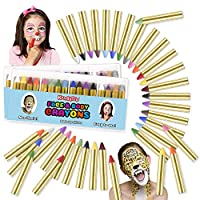 Kangaroo Ultimate Body Paint and Face Paint Kit