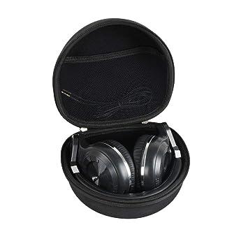 Para Bluedio T3 (Turbine 3rd)  auriculares bluetooth de diadema cascos inalámbricos plegables EVA Hard Funda Carcasa bolsa de Hermitshell