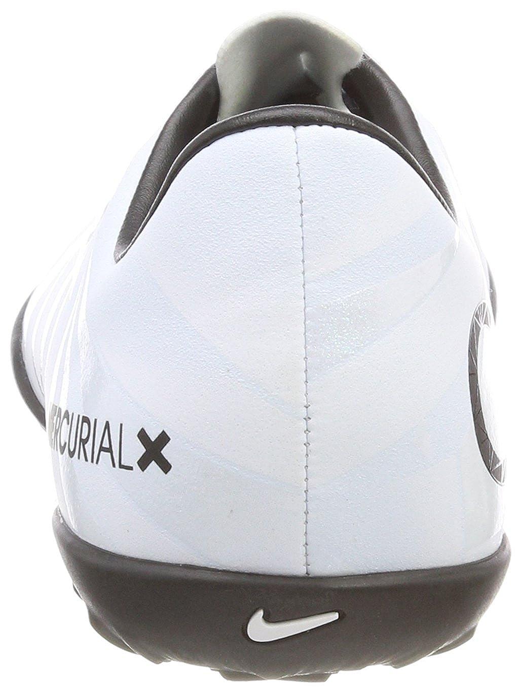 | Nike Kids/' Jr TF | Soccer Turf Soccer Shoes 10C MercurialX Victory VI CR7