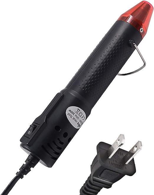 Décapeur Thermique 300W Mini Pistolet à Air Chaud Chaleur Outil Séchage Soudure