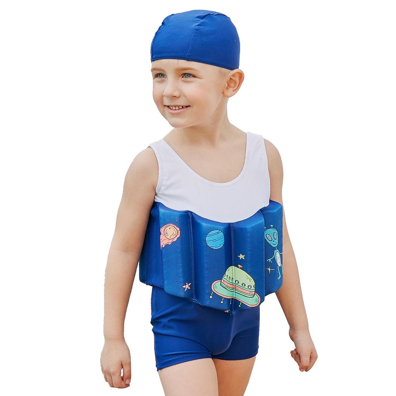 fc798dce4 Niños traje de baño buceo Surf manga corta camiseta + Swim Shorts + ...